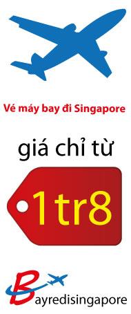 ve may bay di singapore tai duong hoang van thu